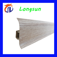 Building home decor interior decorating materials wall skirting