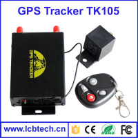 High quality car gps tracker bicycle gps tracker mini gps tracker GPS105-A/B with External GSM/GPS antenna