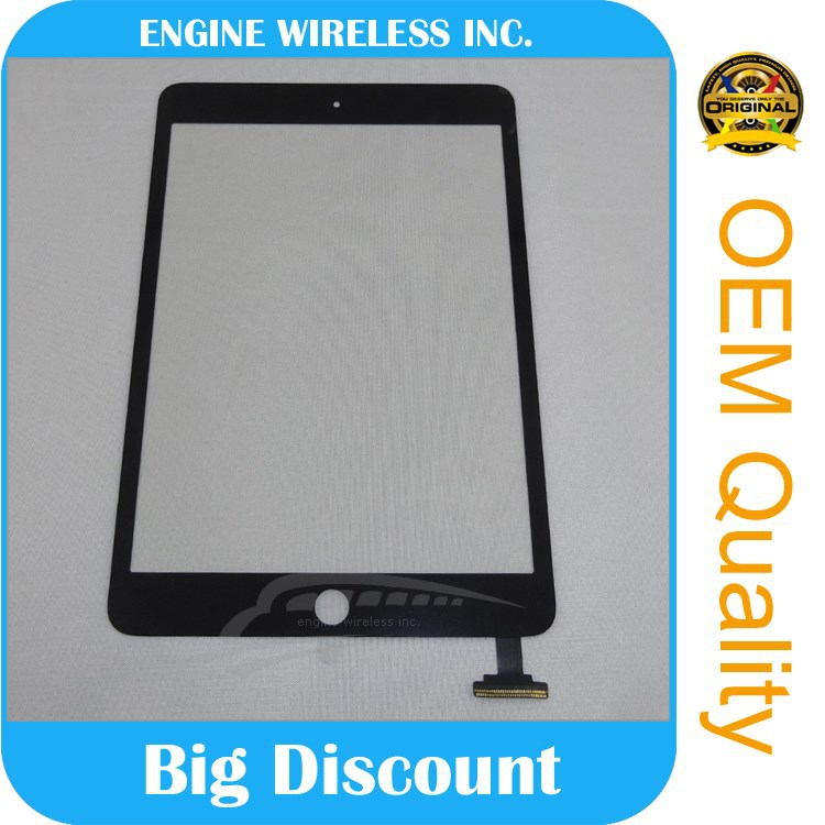 replacement parts for ipad mini front screen hot sale original