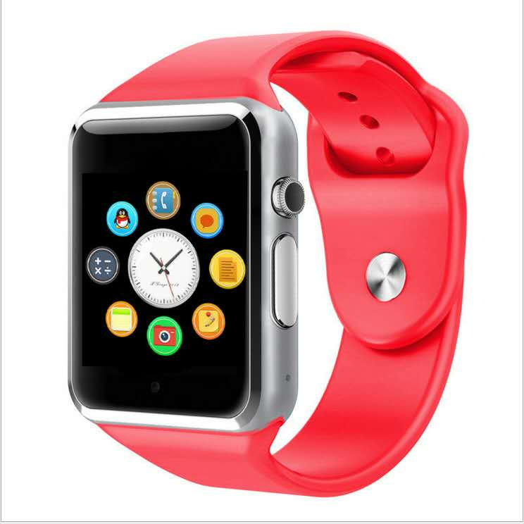 smart watch <strong>A1</strong> bluetooth watch compatible with SIM card & TF card