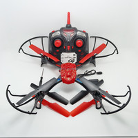 2014 Hot Selling Drone Professional 2.4G 4 CH RC Flying Toys With Camera ptz camera rc toy