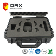 Deluxe Small Hard Shell Case With Extra Protected Foam For Cameras plastic case eva box