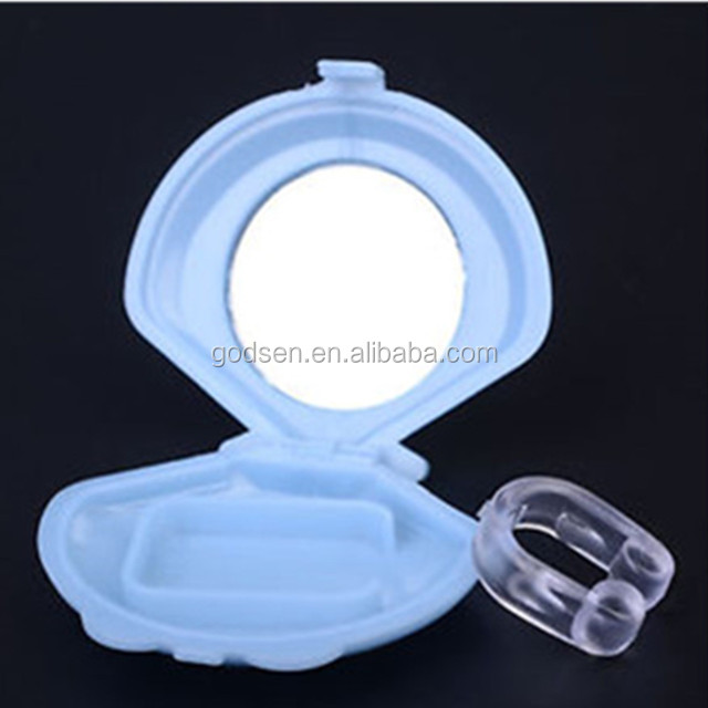 Best selling products silicone anti snore clip ,hot anti snore sleep chin strap for sale