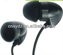 2013 Colorful fashion high quality metal earphone ear muffs