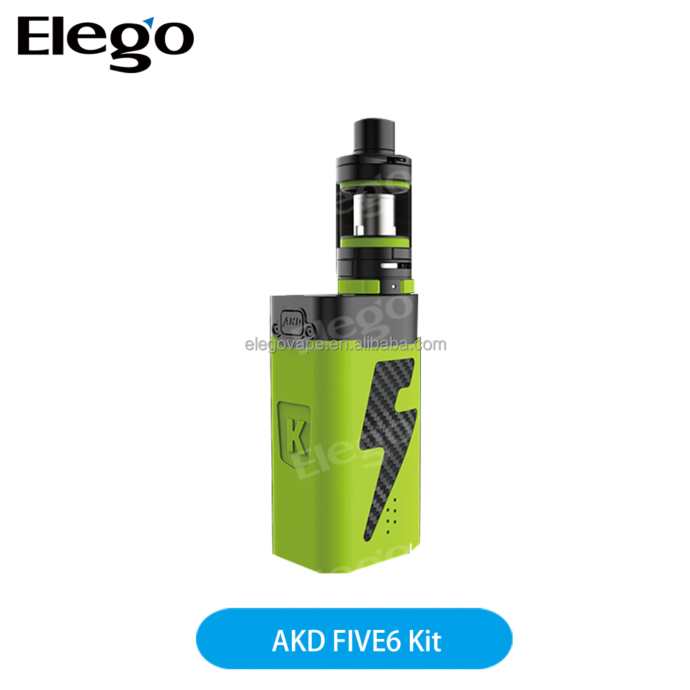 2017 Kangertech Newest Product Kanger AKD FIVE6 Kit / AKD Five6 from Elego with Best Price