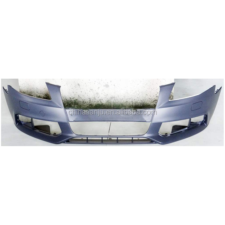 Jiangsu manufacture hot sale promotion front bumper grille for audi b8 for a4