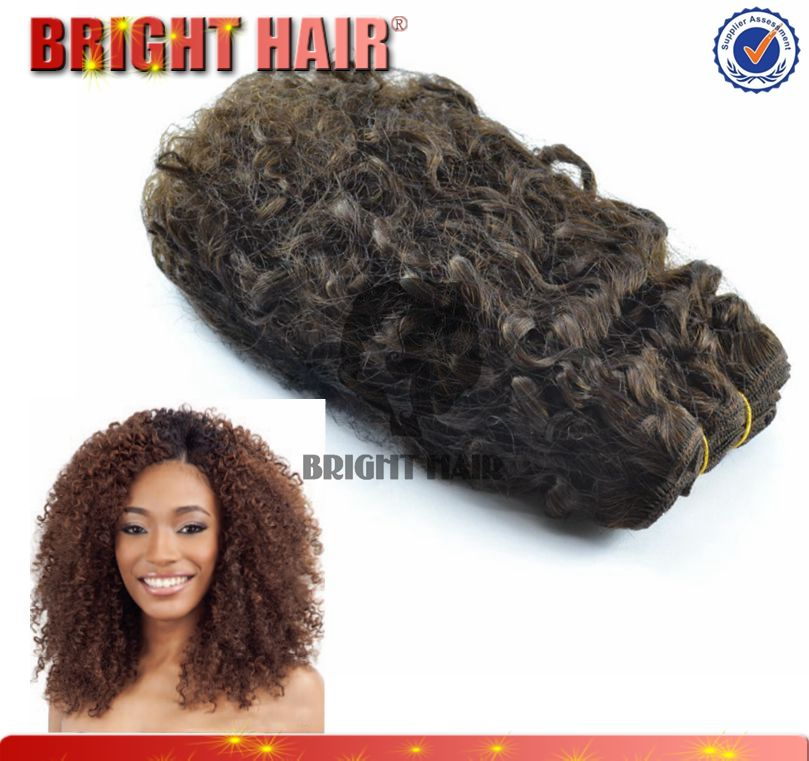 african synthetic hair extension weave