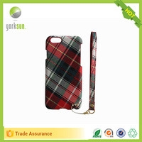 Free Sample China Wholesale Mobile Phone Case Cover High Quality Leather Case for Iphone 6