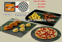 Non-Stick and heat resistance food baking oven liner coated with PTFE