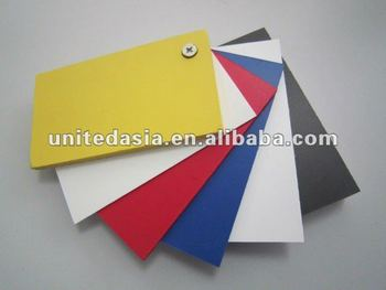 PVC foam sheet board