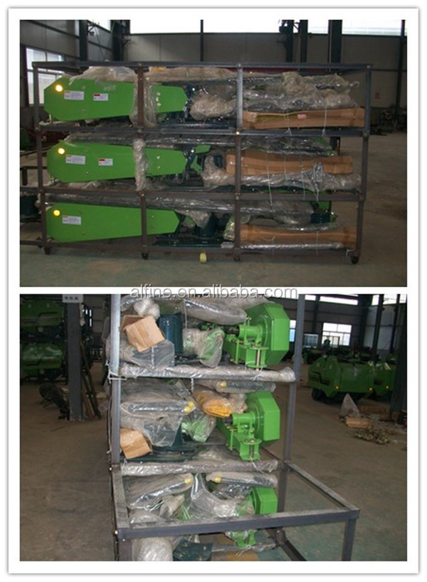 China made high quality pull behind mower with CE