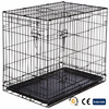 Galvanized welded wire mesh Dog Kennels dog cages