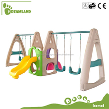 Low price baby swing, outdoor kids single slide swing chair