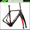 super light weight full carbon fat frame for 22speed racing bikes