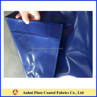 Flame Retardant Vinyl Tarps ,Vinyl Coated Tarps Heavy Duty 18oz