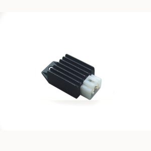 Universal 12v half wave voltage regulator rectifier unit for motorcycle
