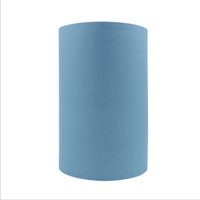 Good quality polyester nonwoven spunlace nonwoven fabrics polyester non woven fabric