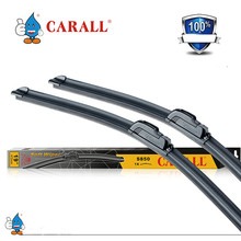 ISOTS16949 Wholesale Guangzhou Car Gum Wiper Soft Rubber Windshield Wiper Blades Car