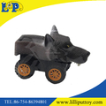 High quality rubricans wolf toy car animal toy car