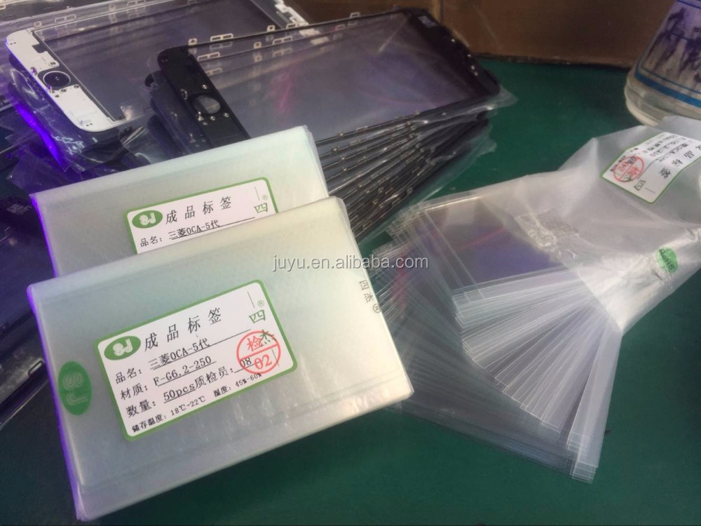 Wholesale Oca Film Tape Optically Clear Adhesive Sealant Glue For Lcd Assemble Repair Refurbish For Iphone4/5 For Samsung