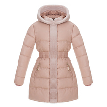 hodded winter padded jacket for fashion girls ladies women
