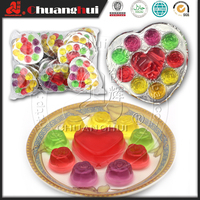 70g Cheap Fruit Heart Jelly Pudding