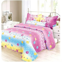 Embroidery Indian Cotton Bedspread Quilt Coverlet, Quilt Bedding Set Wholesale
