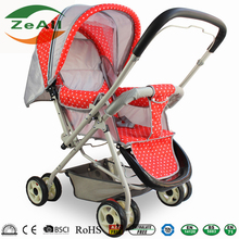 Four Wheels Kid's Stroller Carrier