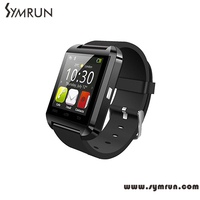 Hot Selling Cheap Smart Watch Bluetooth Phone U8 Wrist Watch Lady Support Bluetooth Speaker Android Cellphone Smartwatch U8