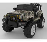 Power wheels kids camouflage toy army jeep 2016