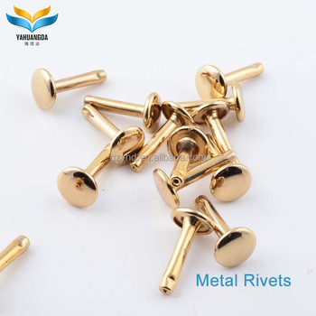 fashion jeans button metal rivet for garments decorate accessories