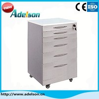 Hot sale stainless steel dental clinic cabinet design for dental equipment