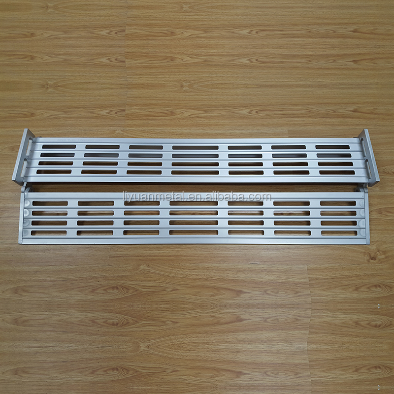 Portable modular handicap aluminum ramps for sale