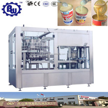 Experienced Sweetened Condensed Milk Can Filing Machine with Supplier Price Directly
