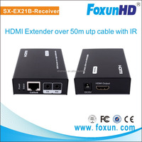 Repeater Extender HDMI Extender HD receiver with tx rx support home theatre system for videos