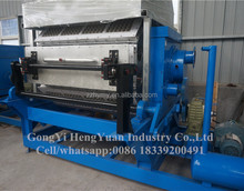 Good performance paper recycling egg tray forming machine