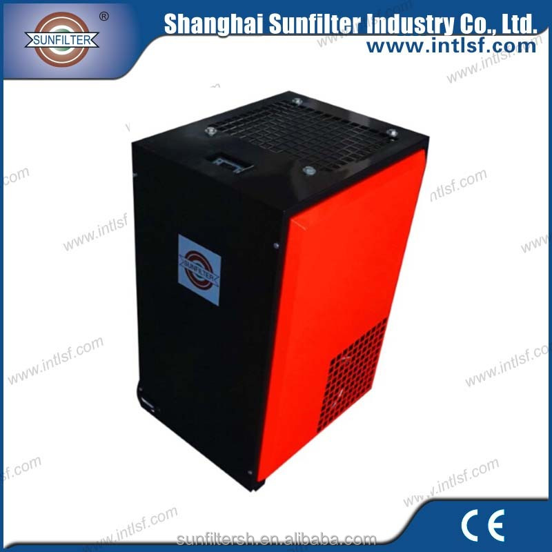 Environment friendly refrigerated compressed air dryer supply made in China