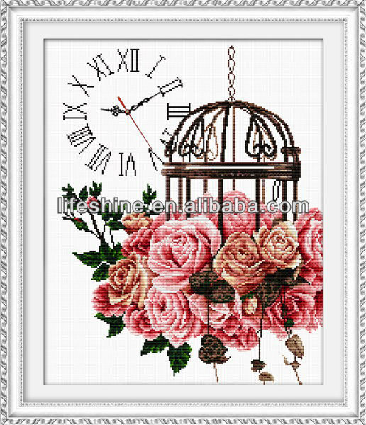 beautiful diy clock kits with free shipping