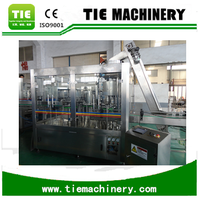 Plastic spare parts beverage filling machine with high quality