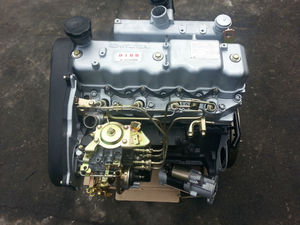 rebuilt korean car used engine