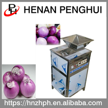 Automatic Small Scale Onion Vegetable Peeler Machine