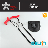 Double blister packing black oxide wood cut use SAW CHAIN