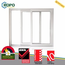 High security residential window grills design for sliding windows