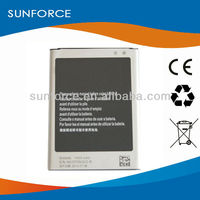 For Samsung galaxy S4 mini i9190 battery,1900 mAh