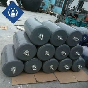 Marine Boat Parts And Accessories Floating Eva Foam Filled Fender Solid