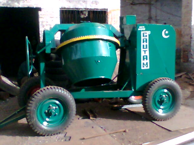 Cement Mixer Machine In Cheap Rate