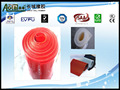 Professional price of Red silicone rubber