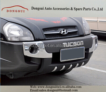 plastic front guard ,front bumper guard ,grille guard for 2010 Hyundai Tucson