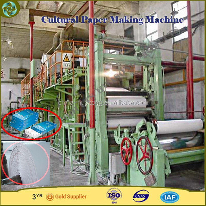 Note book paper production line