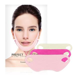 V Line Mask Chin Up Patch Double Chin Reducer Chin Mask V Up Contour Tightening Firming Face Lift Tape Neck Mask V-Line Lifting